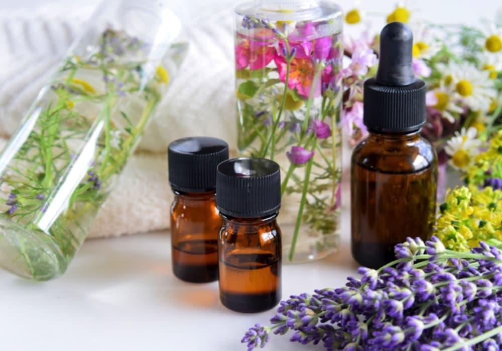 Aromatherapy - Jane Eaton