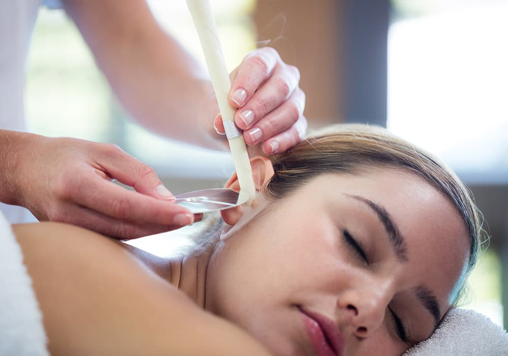 Ear Candling Treatment - Jane Eaton