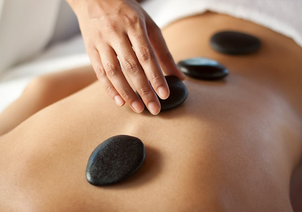 Hot Stone Therapy - Jane Eaton