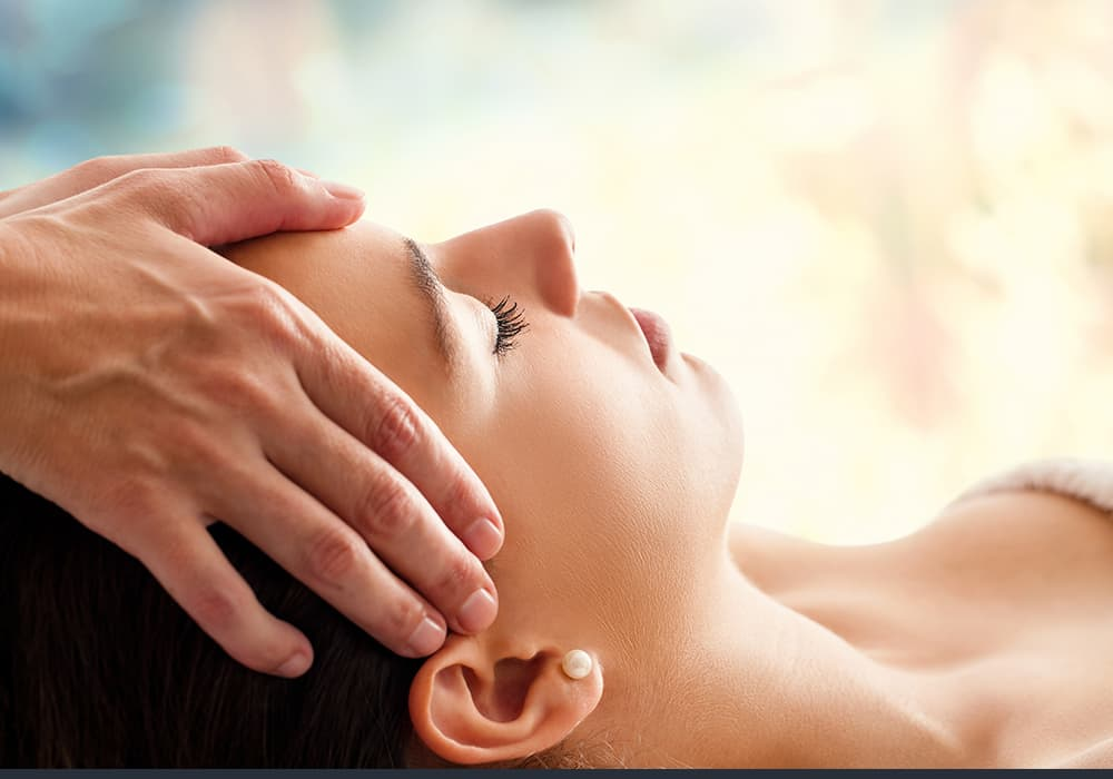 Indian Head Massage - Jane Eaton