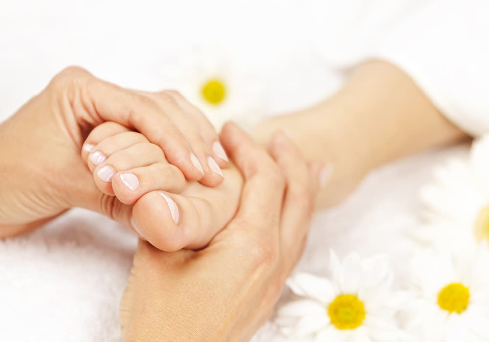 Reflexology Treatments - Jane Eaton